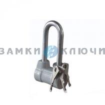 Замок висячий Чаз-ВС2-4А-01