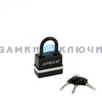 Замок висячий Apecs PDR-54-40